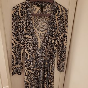 Bcbg MacAzria Wrap Dress